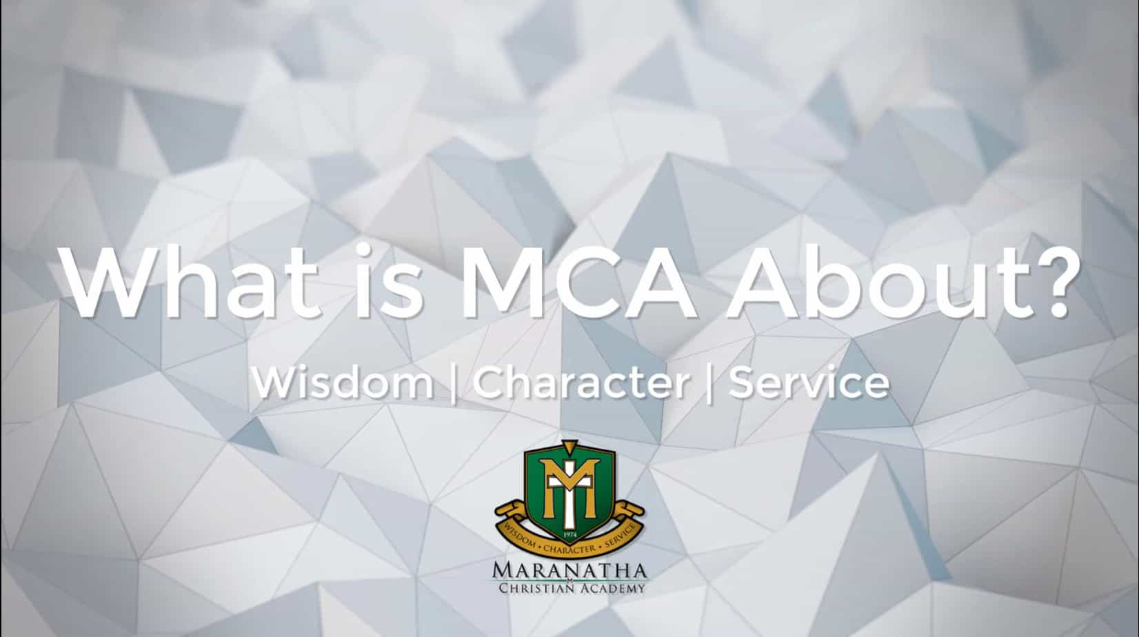 WhatAboutMCA